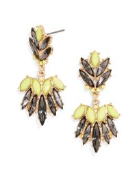 BaubleBar | Green Rock Candy Drops | Lyst