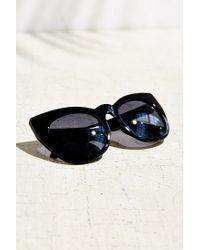 Quay | Gray Cha Cha Sunglasses | Lyst
