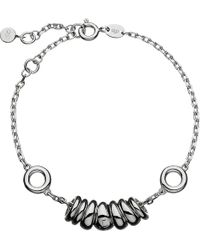 Links of London | Metallic Sweetie Drops Sterling Silver Bracelet | Lyst