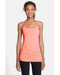 Zella | Pink Focus Sport Camisole | Lyst