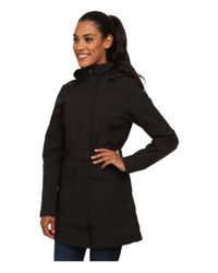 The North Face - Black Elsey Parka - Lyst
