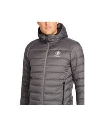 Polo Ralph Lauren - Gray Big And Tall Rlx Explorer Down Jacket for Men - Lyst