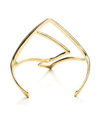 Alexis Bittar - Metallic Kinetic Gold Geometric Cuff You Might Also Like - Lyst