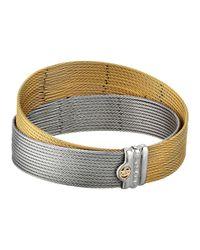 Alor | Metallic Bracelet - Classique - 04-34-s450-00 | Lyst