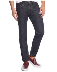 DKNY - Blue Williamsburg Skinny Jeans for Men - Lyst