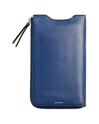 Skagen - Blue 'lilli' Iphone 6 Plus Sleeve - Lyst