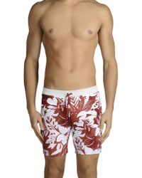 Colmar - Red Swimming Trunk for Men - Lyst