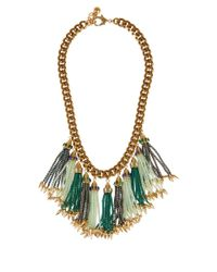 Lulu Frost | Metallic Victorian Plaza Charm Number Necklace | Lyst