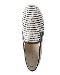 J/Slides - J/Slides Off-White Sammi Slip-On Sneakers - Lyst
