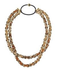 Eugenia Kim | Metallic Necklace | Lyst