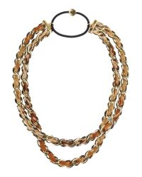 Eugenia Kim - Metallic Necklace - Lyst