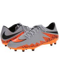 Nike - Gray Hypervenom Phelon Ii Fg for Men - Lyst