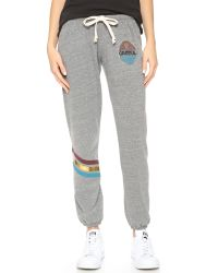Spiritual Gangster | Gray Grateful Favorite Sweatpants - Heather Grey | Lyst