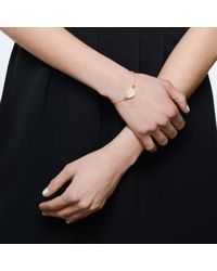 Lulu Frost | Metallic Le Baiser Bracelet | Lyst