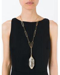 Rosantica | Metallic 'tiana' Necklace | Lyst