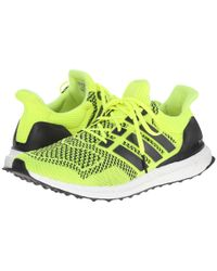Adidas Yellow Ultra Boost for men