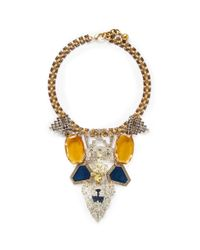 Lulu Frost | Multicolor '100 Years' Vintage Necklace | Lyst
