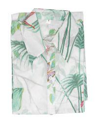 Marinette Saint-tropez - White Savana Lagoon Shirt - Lyst