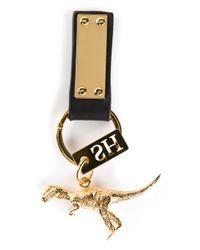 Sophie Hulme | Metallic Tyrannosaurus Key Ring | Lyst