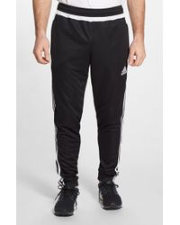 Adidas Originals | Black 'tiro 15' Slim Fit Climacool Training Pants for Men | Lyst