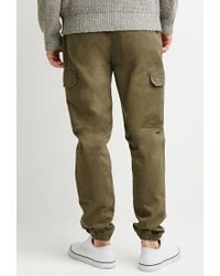 Forever 21 | Green Drawstring Sweatpants for Men | Lyst