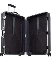 Rimowa - Extra Large Black Limbo Suitcase for Men - Lyst