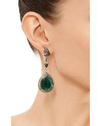 Wendy Yue | Green Angel and Devil Earrings | Lyst