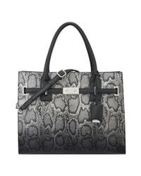 Nine West | Gray Internal Affairs Tote | Lyst
