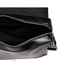River Island - Black Smart Work Bag for Men - Lyst