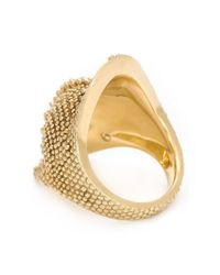 Venyx | Metallic 'chameleo' Ring | Lyst