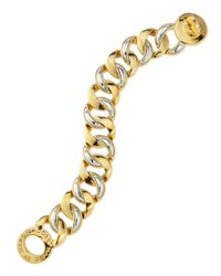 Marc By Marc Jacobs | Metallic Katie Mixed Metal Chain Bracelet | Lyst