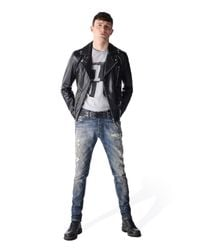 DIESEL - Gray T-joe-aj for Men - Lyst