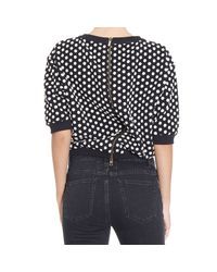 Manila Grace - Black Sweater - Lyst