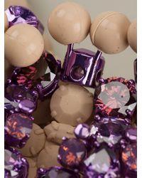 EK Thongprasert - Purple Stapleford Necklace - Lyst
