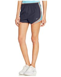 Nike | Blue Tempo Running Shorts | Lyst