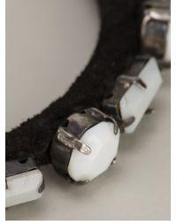 Isabel Marant - Black Bracelet - Lyst