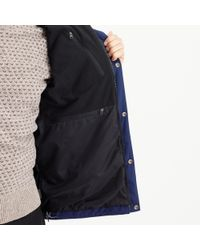 J.Crew - Blue The North Face Mountain Jacket for Men - Lyst