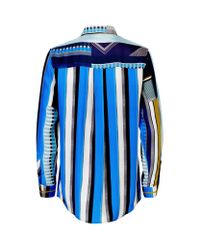 Paul Smith Black Label - Multicolor Fontana Striped Shirt - Lyst