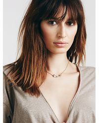 Free People - Metallic O-h Womens Street Legal Choker - Lyst
