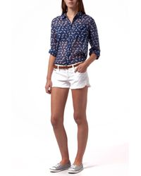 Tommy Hilfiger - Blue Hermina Shirt - Lyst