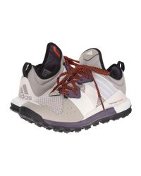 Adidas | Brown Response Trail Boost | Lyst