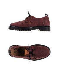 Dolfie - Purple Lace-up Shoes for Men - Lyst