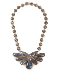 Irene Neuwirth - Gray Statement Necklace - Lyst