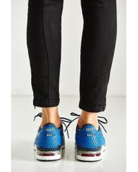 Asics | Blue Tiger Vault Gel-lyte Evo Samurai Running Sneaker | Lyst