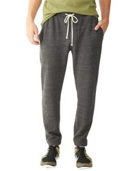 Alternative Apparel | Black Ringside Suit Sweatshirt And Pants 2-pk Bundle | Lyst