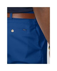 Ralph Lauren | Blue Classic-fit Chino Pant for Men | Lyst