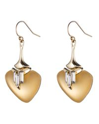 Alexis Bittar | Metallic Kinshasa Flint Earring You Might Also Like | Lyst