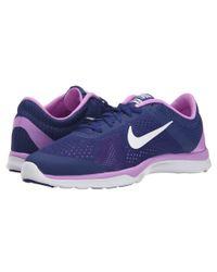 Nike - Blue In-season Tr 5 - Lyst