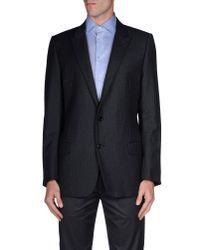 Dior Homme - Gray Blazer for Men - Lyst