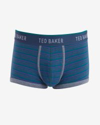Ted Baker | Green Irregular Striped Boxer Shorts for Men | Lyst